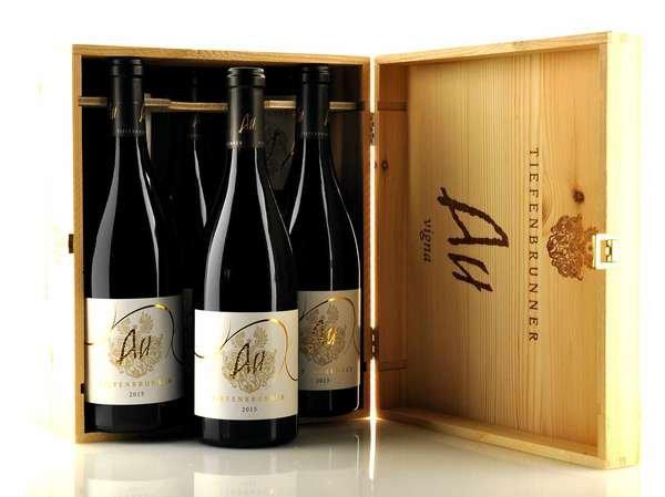 6 X Tiefenbrunner Vigna AU Chardonnay 2015 DOC 0,75L