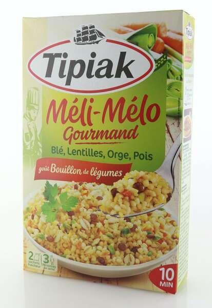 Tipiak Gourmet getrocknetes Gemüse + Cereales 330g