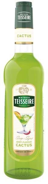 Teisseire Special Barman Sirup Kaktus 700ml Flasche