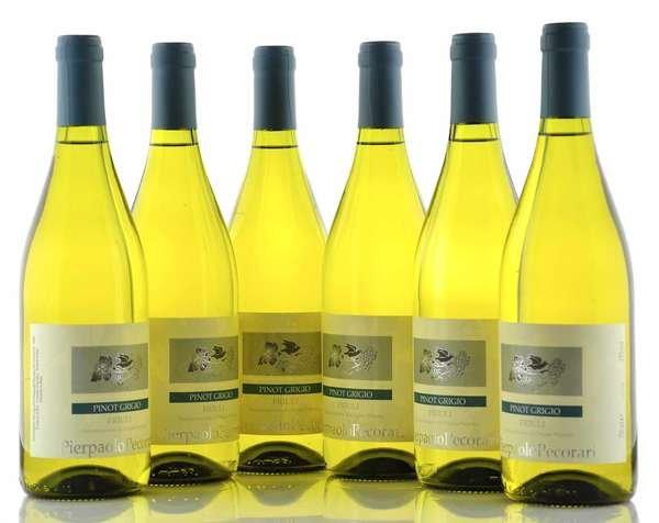 6 X Pierpaolo Pecorari Pinot Grigio
