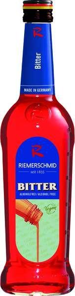Riemerschmid Bar-Sirup Bitter 0,7L