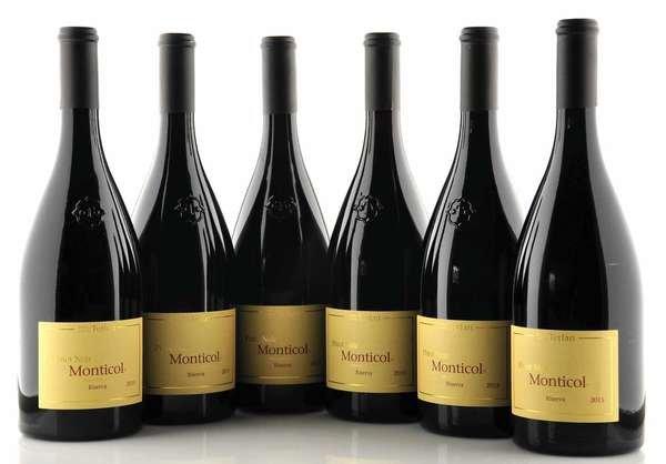 """6 X Terlan """"Monticol"""" Pinot Nero Riserva"""