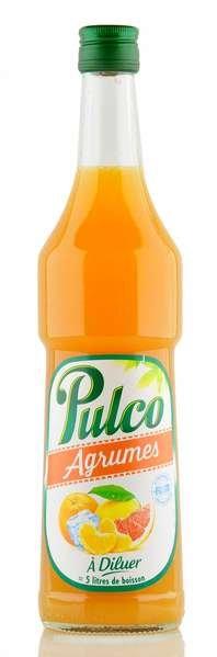Pulco Zitrusfrüchte (Fruchtkonzentrat) 0,7L