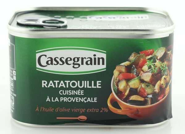 Cassegrain Ratatouille a la Provencale