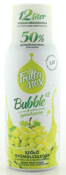 Frutta Max Bubble Trauben Sirup
