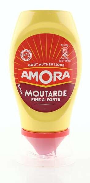 Amora Dijon Senf in der 265g Standtube