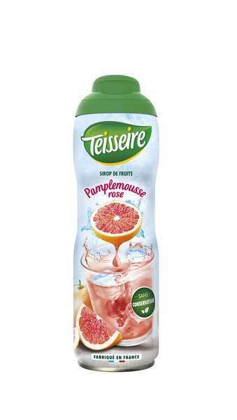 Teisseire Sirup Pink Grapefruit 600ml