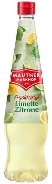 Mautner Markhof Sirup Limette Zitrone