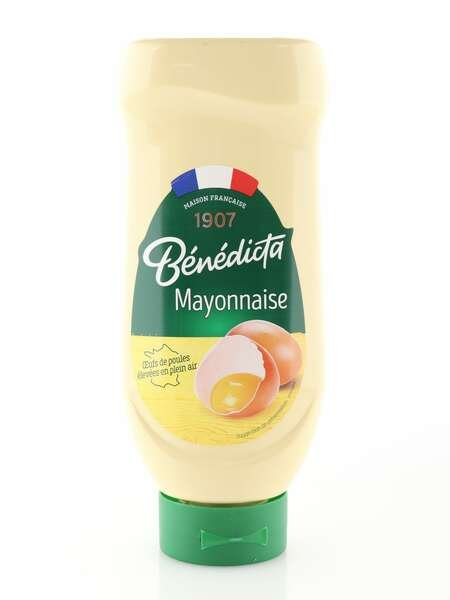 Benedicta Mayonnaise aus Frankreich 585g Standtube