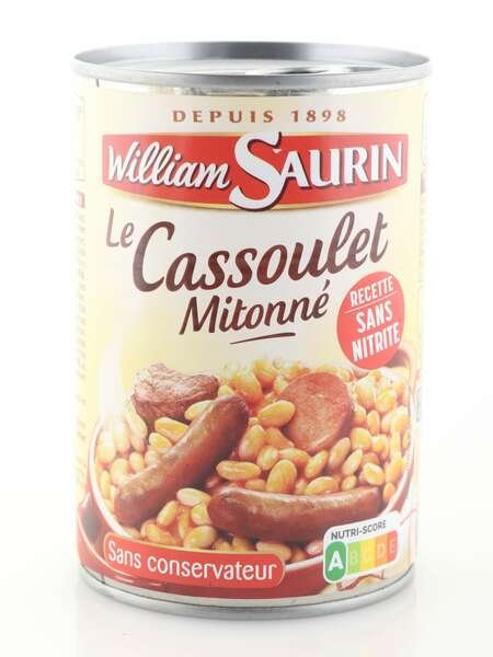 William Saurin Cassoulet mit Würstchen 420g