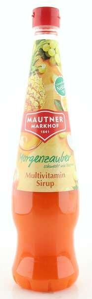 Mautner Markhof Morgenzauber Sirup Multivitamin