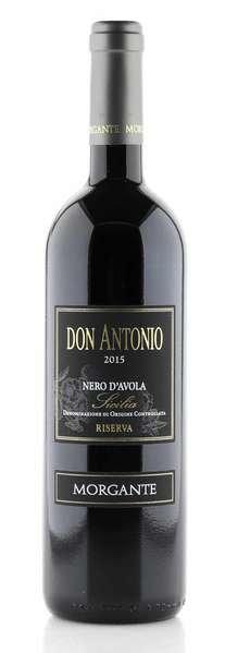 Morgante Don Antonio Nero d'Avola Sicilia Riserva DOC 2016 0,75L