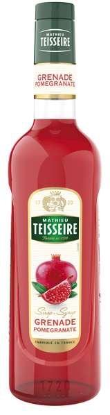 Bar Sirup Granatapfel - Teisseire Special Barman - 700ml