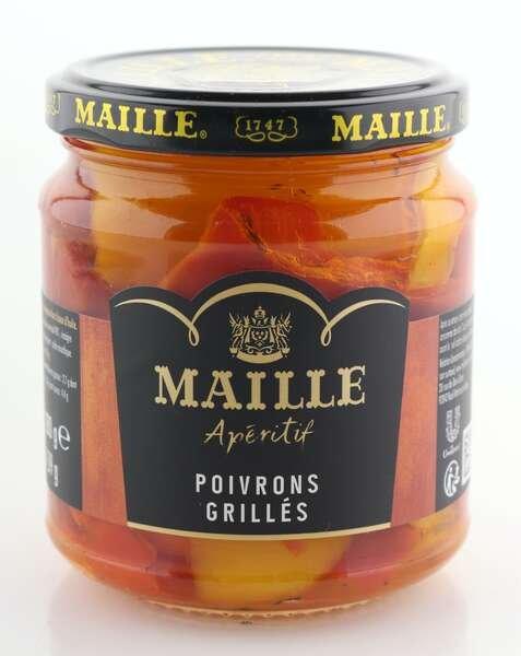 Maille gegrillte Paprika 159g