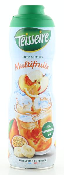 Teisseire Sirup Multifrucht 600ml