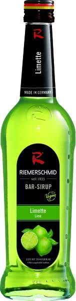Riemerschmid Bar-Sirup Limette 0,7L