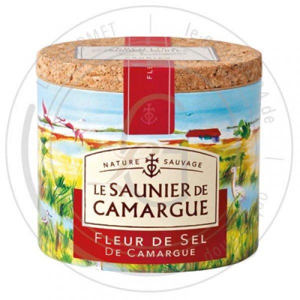 fleur de sel meersalz le saunier de camargue 125g