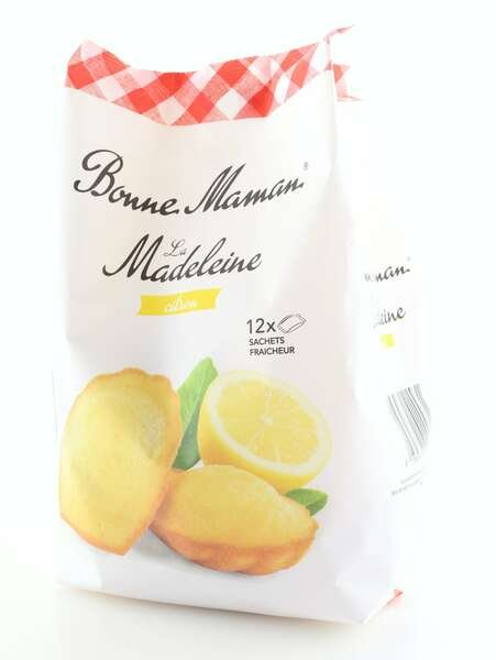 Bonne Maman La Madeleine Citron 300g