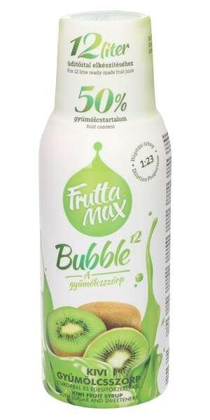 Frutta Max Bubble Kiwi Sirup