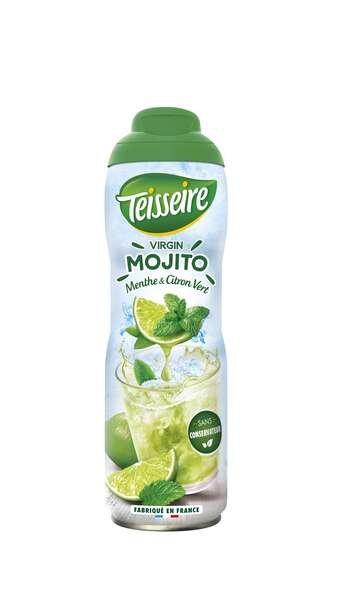 Teisseire Sirup Mojito (Minze + Limette) 600ml