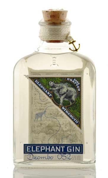 Elephant Strength Gin 0,5L