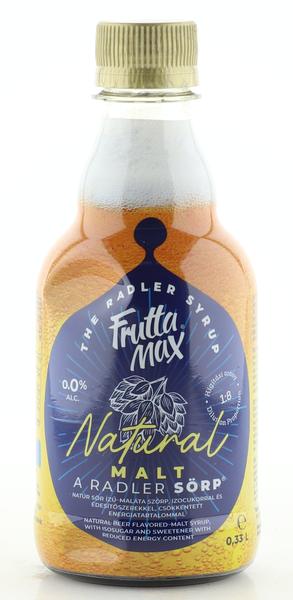 Frutta Max Radler Sirup Natural