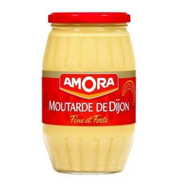Amora Dijon Senf im 915g Glas