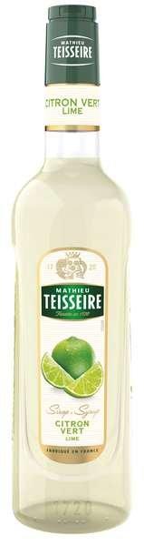 Bar Sirup Limette - Teisseire Special Barman - 700ml