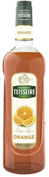 Bar Sirup Orange - Teisseire Special Barman - 1L