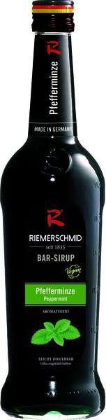 Riemerschmid Bar-Sirup Pfefferminz 0,7L