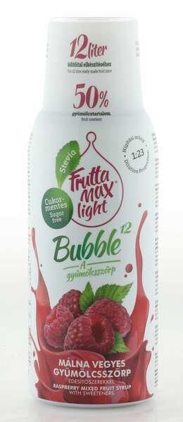 Frutta Max Light Bubble Himbeer Sirup