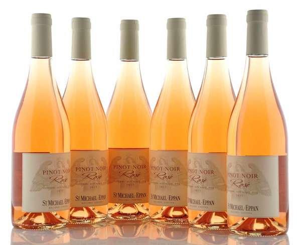 6 X St. Michael Eppan Pinot Noir Rosé
