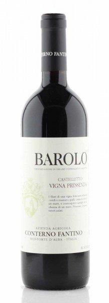Conterno Fantino Barolo Castelletto Vigna Pressenda DOCG 2015 0,75L