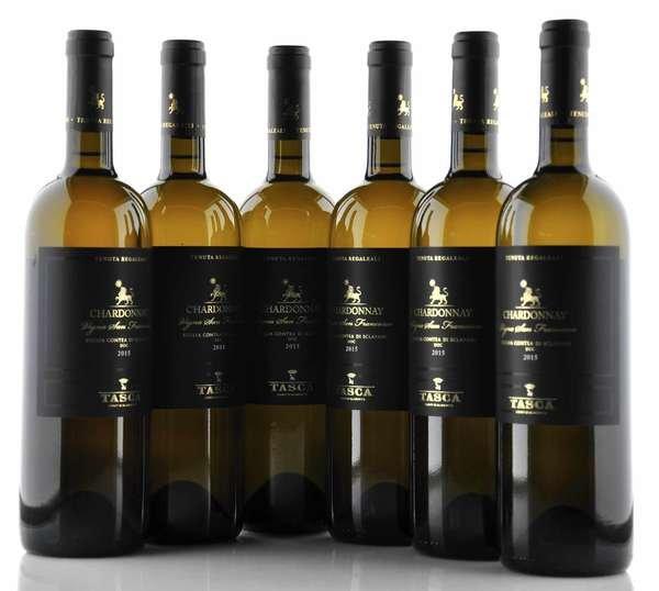 6 X Tasca d'Almerita Regaleali Chardonnay