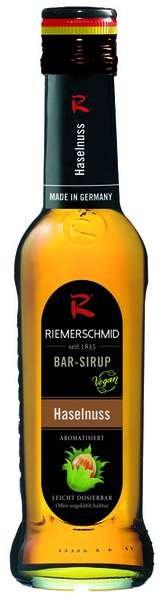 Riemerschmid Bar-Sirup Haselnuss 0,25L
