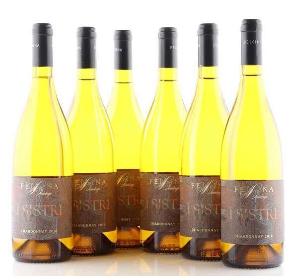 6 X Felsina Berardenga I Sistri Chardonnay