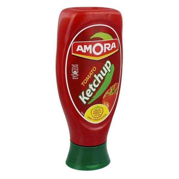 Amora Tomaten Ketchup 550g Standtube