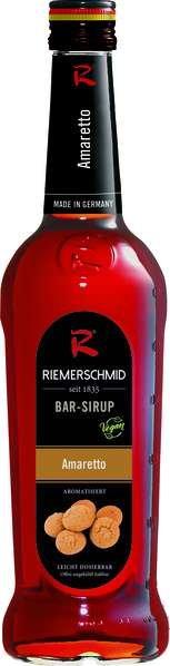 Riemerschmid Bar-Sirup Amaretto 0,7L