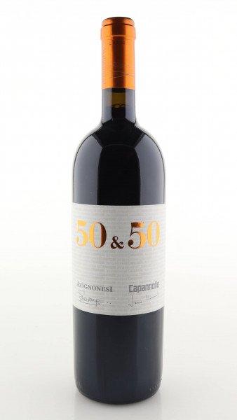 """Avignonesi e Capannelle """"50 & 50"""" Rosso Toscana"""
