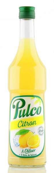 Pulco Zitrone (Fruchtkonzentrat) 0,7L