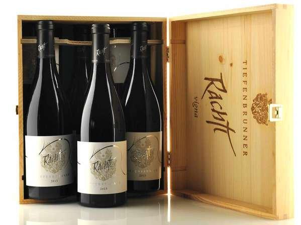 6 X Tiefenbrunner Rachtl Sauvignon Blanc 2015 DOC 0,75L