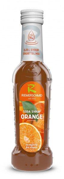 Riemerschmid Soda-Sirup Orange