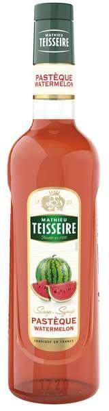 Bar Sirup Wassermelone - Teisseire Special Barman - 700ml