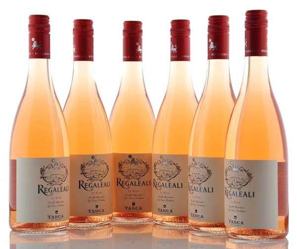 6 X Tasca d'Almerita Regaleali Le Rose