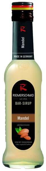 Riemerschmid Bar-Sirup Mandel 0,25L