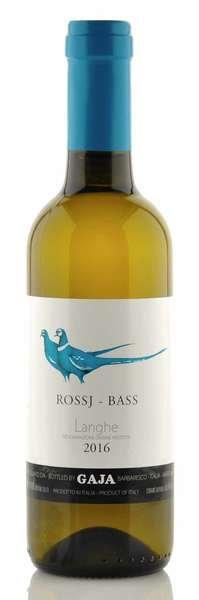 Angelo Gaja Rossj Bass Chardonnay Langhe 0,375L