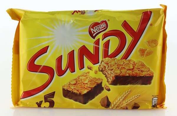 Nestlé Sundy 5x36g