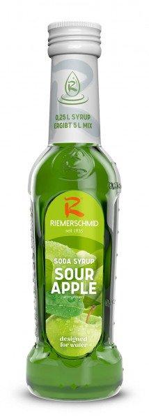 Riemerschmid Soda-Sirup Sour Apple - Saurer Apfel