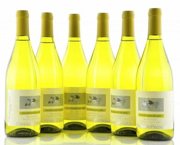 6 X Pierpaolo Pecorari Sauvignon Blanc