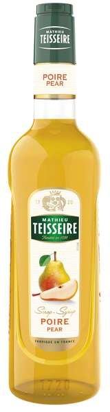 Bar Sirup Birne - Teisseire Special Barman - 700ml